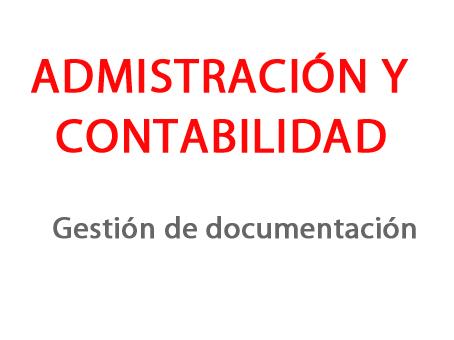 ADMISTRACIÓN Y CONTABILIDAD